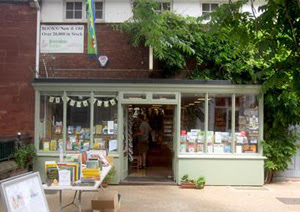 Brendon Books Shopfront